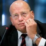 staatssecretaris van Justitie Fred Teeven (© NOS)